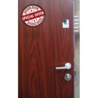 Metāla durvis ar slēdzeni-zirneklis SECUREMME+ TESA +