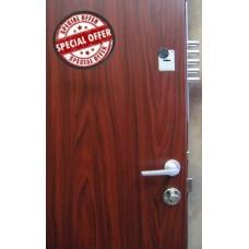 Металлическая дверь с замком-паук SECUREMME +  TESA + подарок
